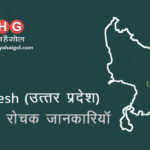 Facts About Uttar Pradesh
