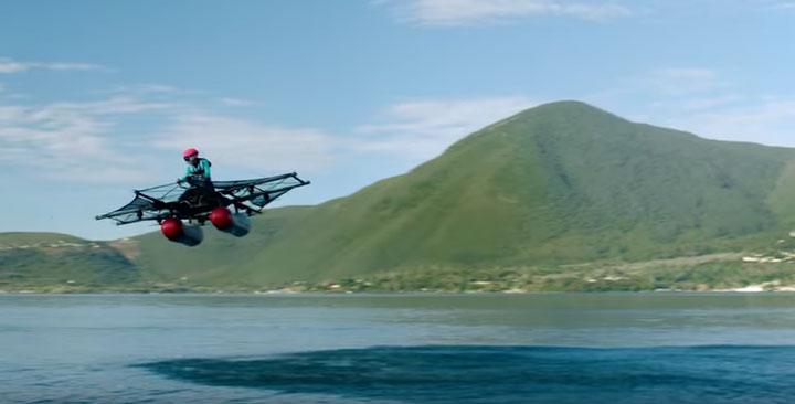 Latest Technology Flying Car