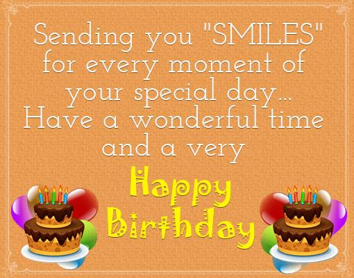 Birthday Wishes 5