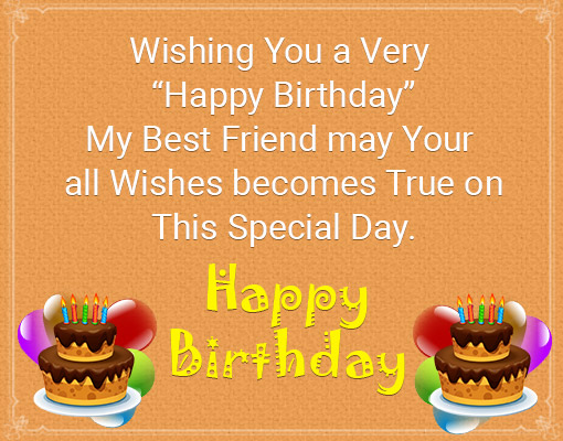 Birthday Wishes in English | बर्थडे विशेस इन इंग्लिश