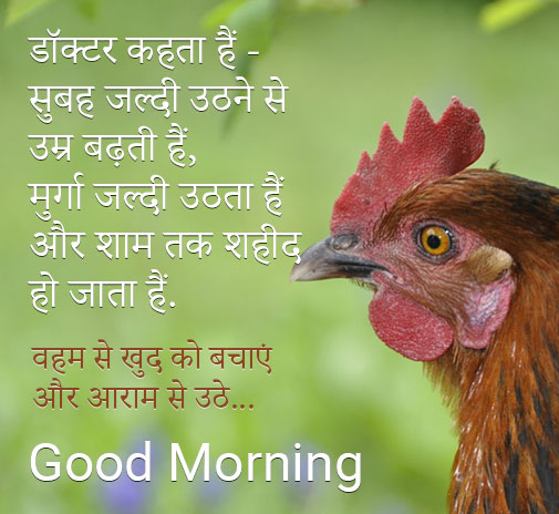 Good Morning Funny Messages दनयहगल
