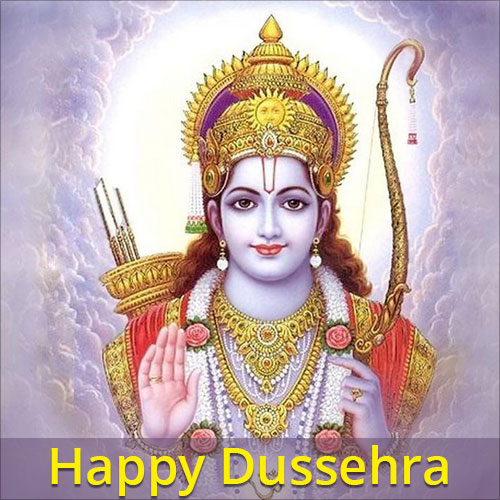 Happy Dussehra