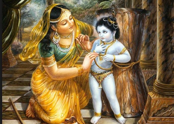 Little Krishna HD Image