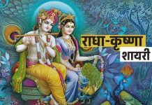 Radha Krishna Shayari in Hindi Download