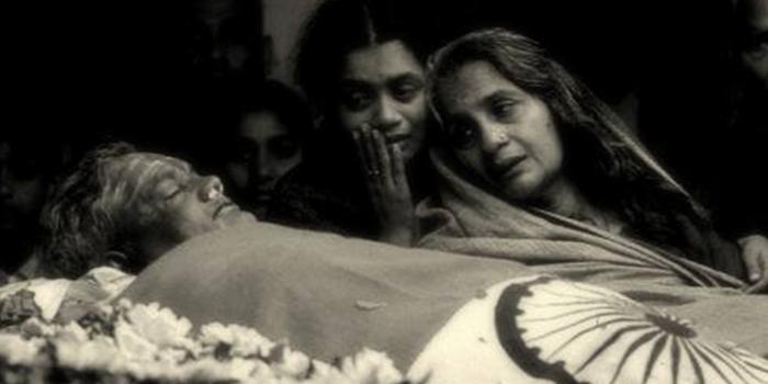 Lal Bahadur Shastri Dead Body