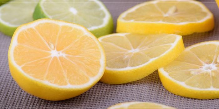 Lemon a Healthy Diet