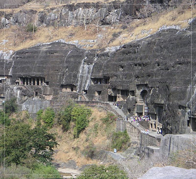 Ajanta Caves History in Hindi