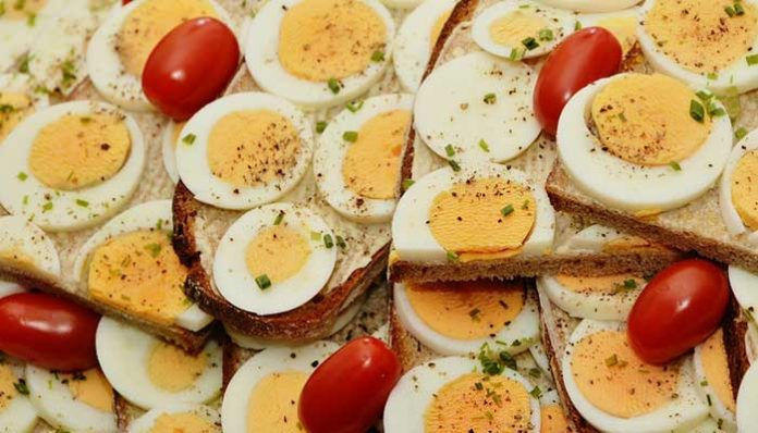 Egg Health Benefits in Hindi