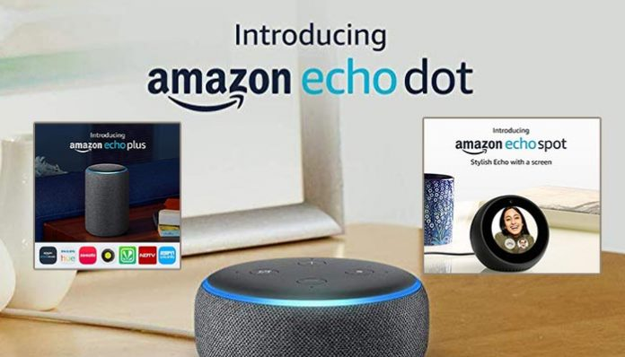 Amazon Echo Product