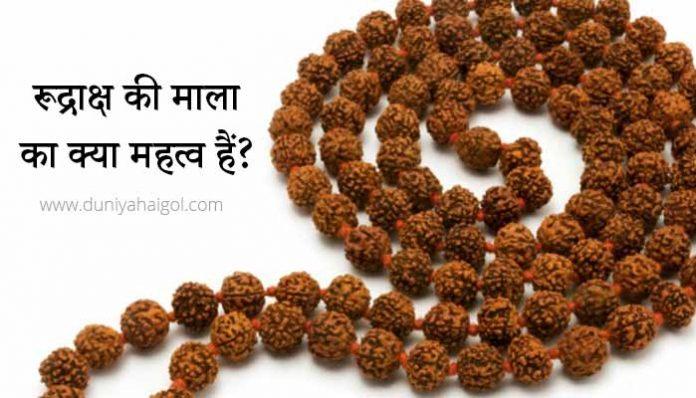 Rudraksh Benefits in Hindi