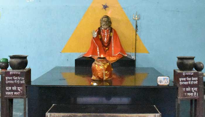 Baba Bhootnath Samadhi Sthal