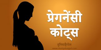 Pregnancy Quotes in Hindi