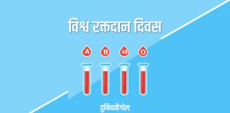 World Blood Donor Day Wishes in Hindi